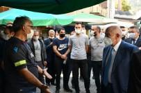 Trabzonsporlu Taraftardan TFF Başkanı Özdemir'e Sitem