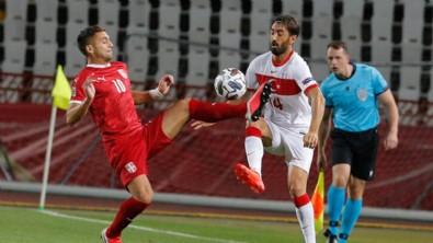 Türkiye-Sırbistan maçının hakemi belli oldu!