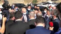 Ulaştırma Ve Altyapı Bakanı Karaismailoğlu, Yusufeli'nde Yol Ve Tüneller İnşaatlarını İnceledi Açıklaması