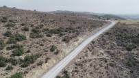 Yıllardır Asfalt Görmeyen Yollar Bir Bir Asfaltlanıyor