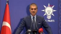 ÖMER ÇELİK - AK Parti MYK toplantısı sonrası Ömer Çelik'ten flaş açıklamalar