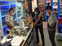 Beyoğlu'nda Sahte İçki Denetimi