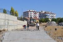 Bünyan Belediyesi Ekipleri Cumhuriyet Mahallesi'nde