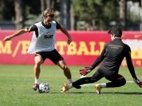 Galatasaray'da Alanyaspor Mesaisi Devam Etti