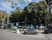 BEŞİKTAŞ - İBB'den skandal karar: 175 milyonluk ihale ile bir parkı daha yok edecekler