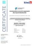 Küçükçekmece Belediyesine ISO 27701 Sertifikası