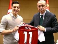 MESUT ÖZİL - Mesut Özil'den Azerbaycan paylaşımı!