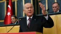 DEVLET BAHÇELİ - MHP Lideri Devlet Bahçeli'den flaş açıklamalar