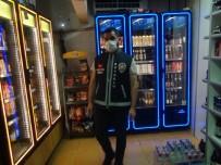 (Özel) Beyoğlu'nda Sahte İçki Denetimi