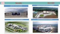 Samsun'a 454,5 Milyon TL'lik Sağlık Yatırımı