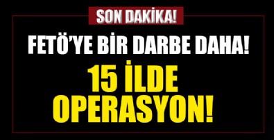 15 ilde operasyon! 44 kişi yakalandı...