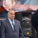 AK Parti Çiçekdağı İlçe Başkanı İstifa Ettiğini Açıkladı