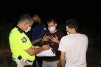 Alkollü Ve Ehliyetsiz Sürücü 30 Kilometre Kovalamaca Sonucunda Yakalandı