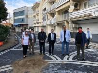 Altınoluk'a Meydan Ve Bisiklet Yolu Projesi Başladı