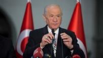 DEVLET BAHÇELİ - AYM üyesi Engin Yıldırım'ın 'ışıklar yanıyor' skandalı sonrası MHP'den AYM teklifi: Yeniden masaya yatırılsın