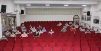 Burhaniye'de İş Güvenliği Eğitimleri Başladı