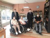 İl Müdürü Gülgeç'ten Salihli'nin Devlet Sanatçılarına Ziyaret