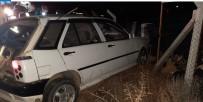 Isparta'da Otomobil TIR'a Çarptı Açıklaması 1 Ölü