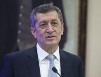 ZİYA SELÇUK - Milli Eğitim Bakanı Ziya Selçuk'tan flaş müfredat açıklaması