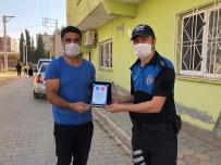 Polisi Dinledi Mahallesinin Güvenliği İçin Kamera Taktı