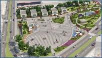 Şehit Hamdi Bey Meydan Projesi İçin Düğmeye Basıldı