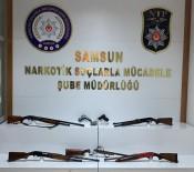 Sokak Satıcılarına Uyuşturucu Operasyonu Açıklaması 5 Gözaltı