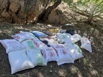 Tunceli'de 5 Sığınak İmha Edildi, 2,5 Ton Malzeme Ele Geçirildi