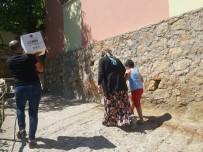 Tunceli'de İhtiyaç Sahiplerine Yardım Kolileri Ulaştırıldı