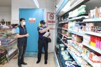 Akçakoca'da Zabıta Ekipleri Gramaj Ve Etiket Denetimi Yaptı