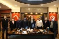 Edremit Belediyesi'nden Zeytin Üreticisine Büyük Destek