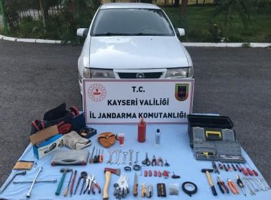 JASAT Ekipleri Hırsızlara Göz Açtırmadı