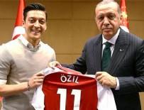 MESUT ÖZİL - Mesut Özil, Azerbaycan'a destek verince Almanlar çıldırdı!