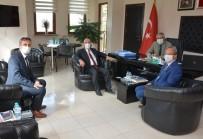 Milli Eğitim Müdürü Cırıt'tan Başkan Bozkurt'a Ziyaret