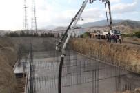 Tosya'da Jandarma Binasının Temeli Atıldı