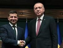 UKRAYNA - Türkiye'ye geliyor! İcabet edecek!