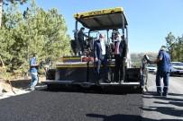 Başkan Altay Açıklaması 'Aladağ Yolu, Turizm Yolu Haline Geliyor'