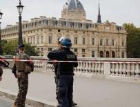 FRANSA - Fransa'da hareketli saatler! Başını kesti...!!!