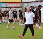 Galatasaray'da Hazırlıklar Sürüyor