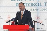 Gençlik Ve Spor Bakanı Mehmet Muharrem Kasapoğlu Açıklaması
