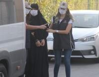 Kırmızı Bültenle Aranan DEAŞ'lı Kadın Tutuklandı