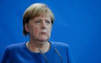 ANGELA MERKEL - Merkel'den Türkiye'ye küstah suçlama!