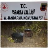 Muhtarlığın Bakır Kazanlarını Çalan Hırsızları JASAT Yakaladı