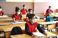 (Özel) Sınırdaki Öğrenciler Uzun Bir Aradan Sonra Yüz Yüze Eğitimin Sevincini Yaşıyor