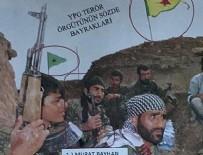 SURİYE - PKK paçavrasının altında fotoğrafı çıkınca...!!!