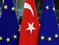 YUNANISTAN - Türkiye'den AB'ye rest!