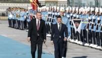UKRAYNA - Ukrayna Devlet Başkanı Zelenskiy: Bölgede Türkiye olmadan hiçbir şey olmaz