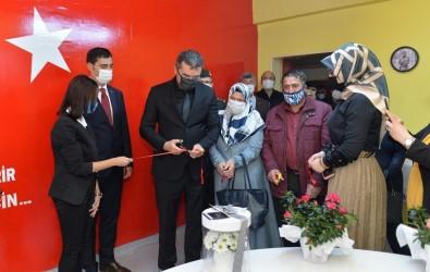 Afrin Şehidinin Adı Öğrenim Gördüğü Okulun Kütüphanesine Verildi