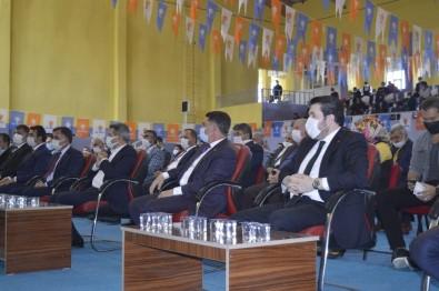 Ağrı'da AK Parti Merkez İlçe Başkanlığı Seçimi Yapıldı