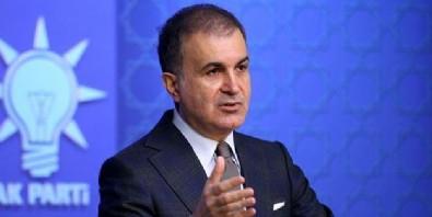 AK Parti Sözcüsü Çelik'ten Ermenistan resti