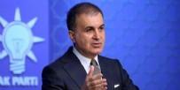 ÖMER ÇELİK - AK Parti Sözcüsü Çelik'ten Ermenistan resti